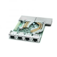 Dell - Broadcom 57800-T -  Dual Port 10GbE + Dual Port 1GbE Converged Network Daughter Card
