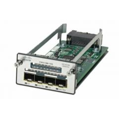 Cisco C3KX-NM-10G Module 2x 10GbE SFP+ 2 SFP+ GIG-E