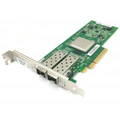 Dell - 8GB Dual Pt PCi-e 8x FC Host Bus Adapter (HBA) Mfr P/N 0RW9KF
